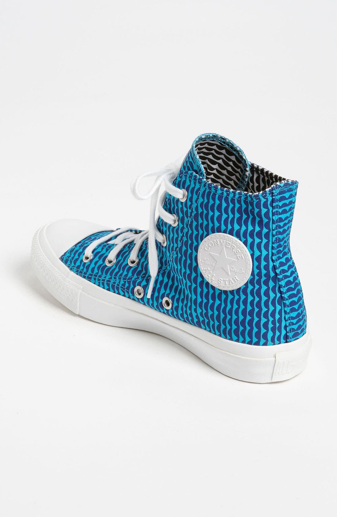 Alternate Image 2  - Converse Chuck Taylor® All Star® 'Marimekko' High Top Sneaker (Women)