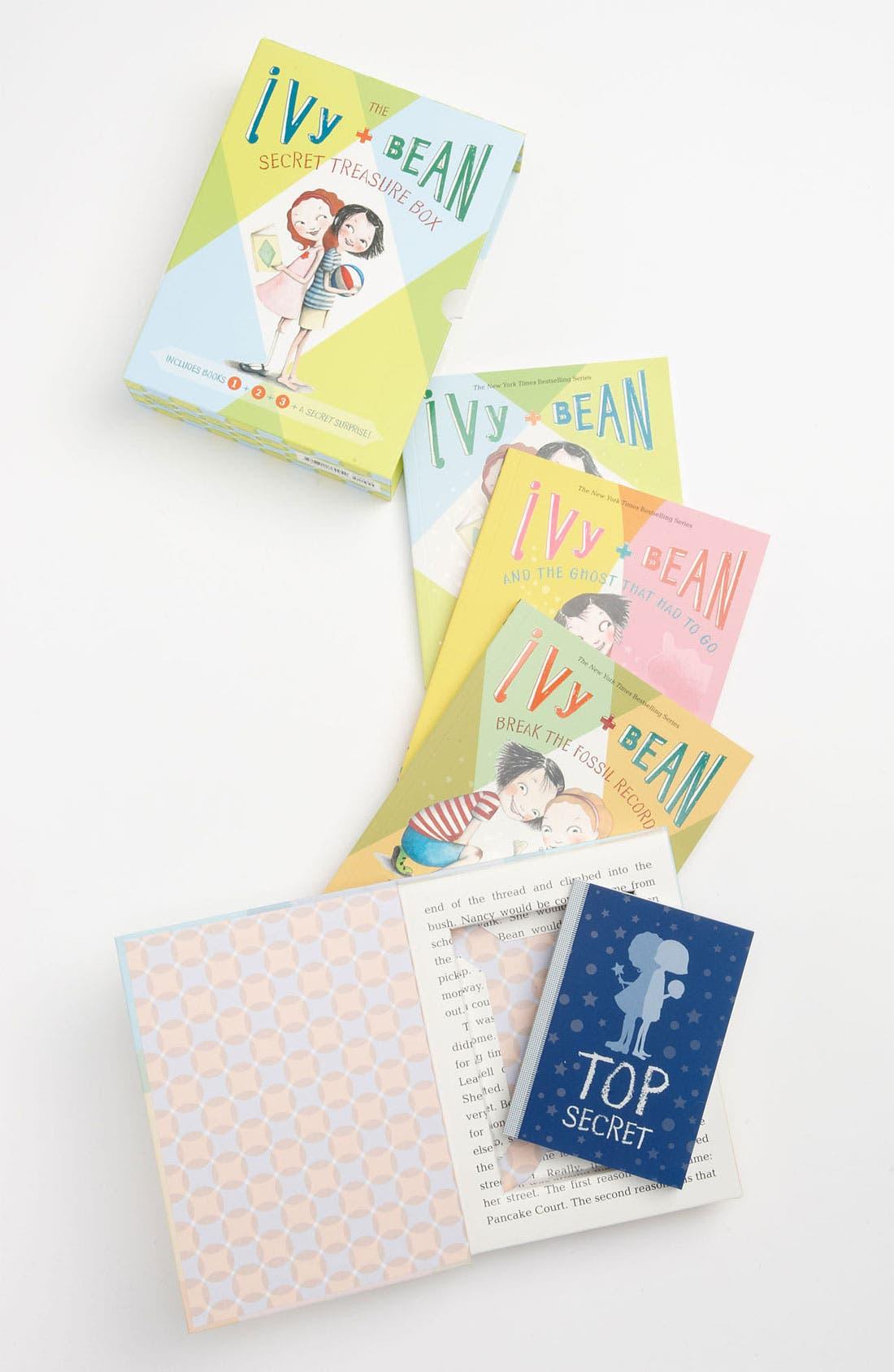 Alternate Image 2  - Annie Barrows & Sophie Blackall 'Ivy + Bean' Secret Treasure Box Set