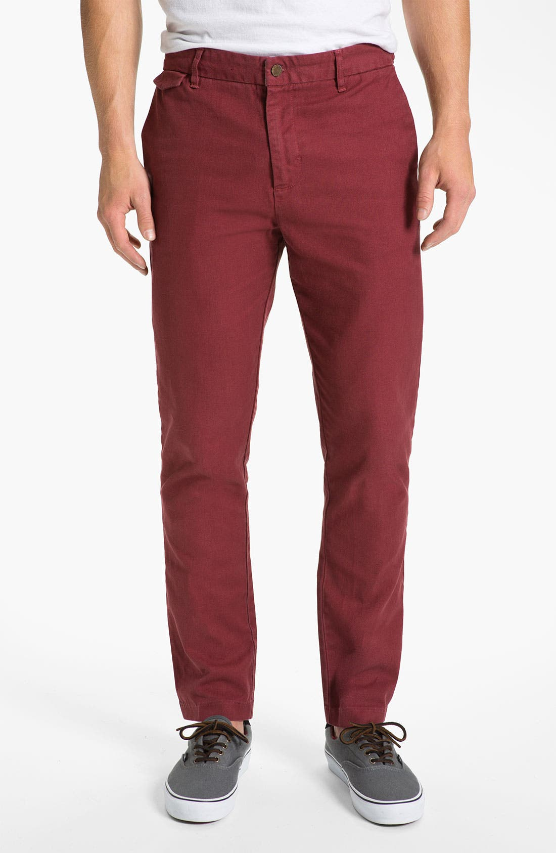 Alternate Image 1 Selected - Insight 'Civilian' Skinny Chinos