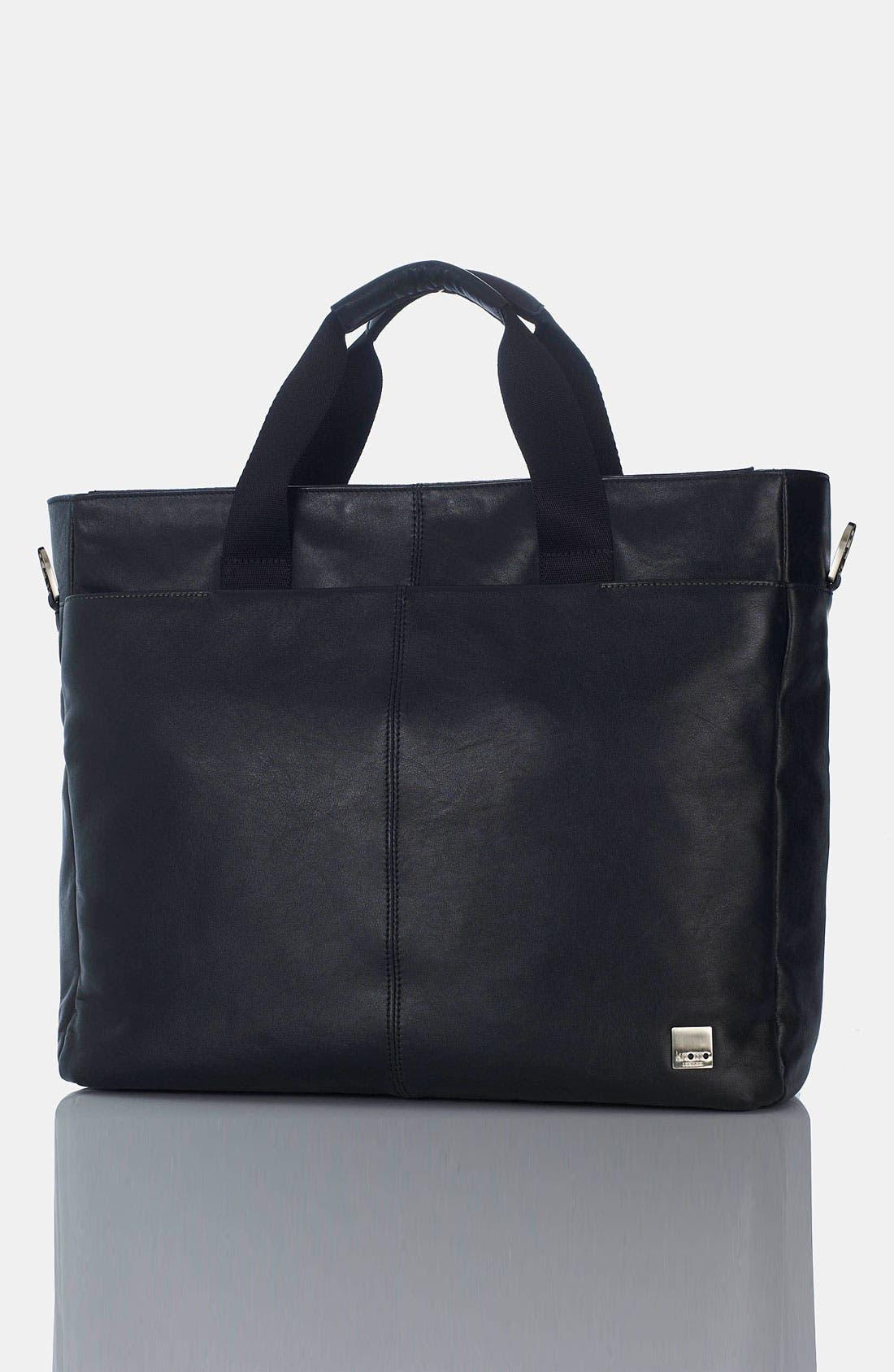 Alternate Image 5  - KNOMO London 'Paxton' 15 Inch Tote Bag