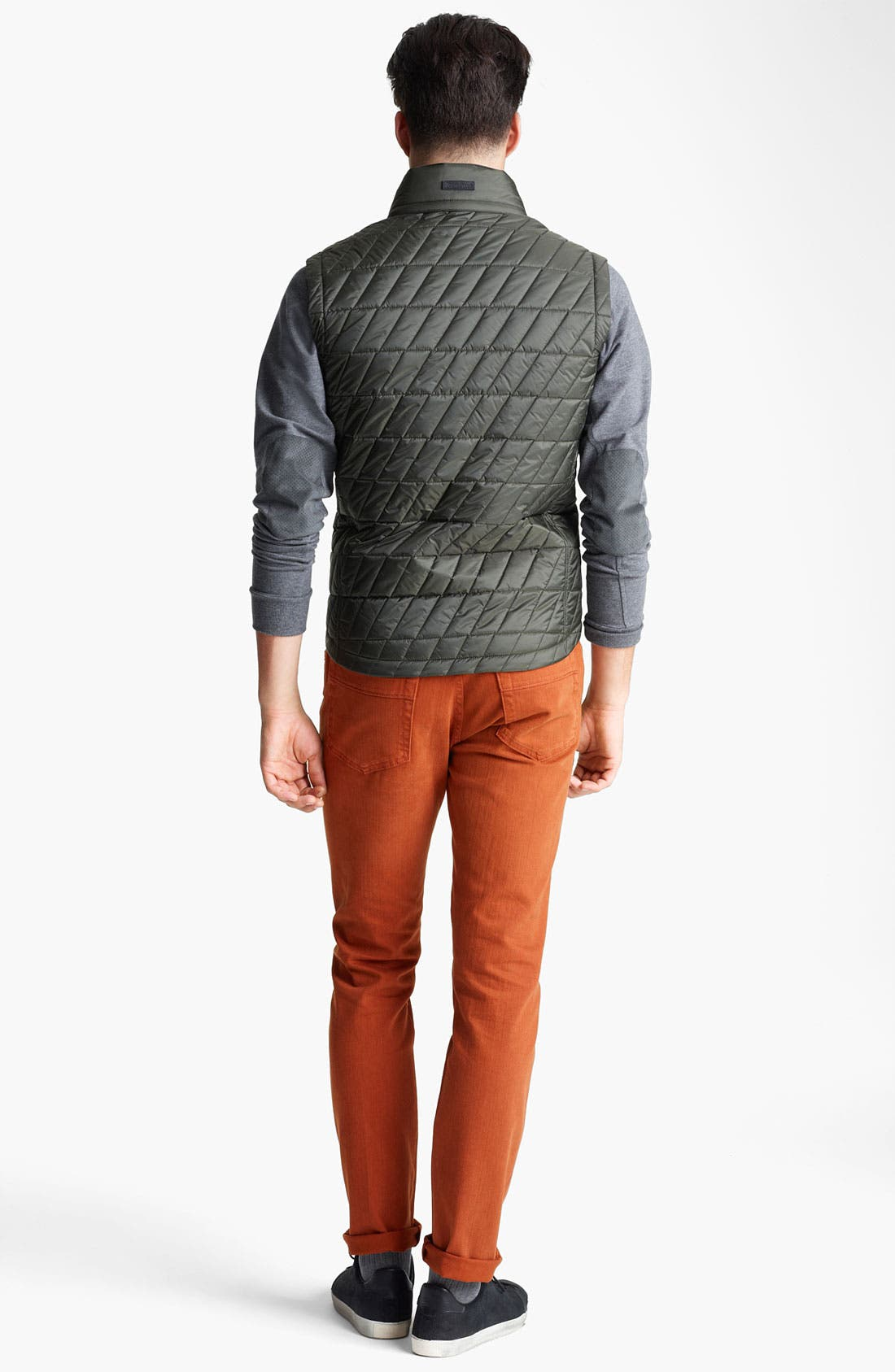 Alternate Image 5  - Zegna Sport 'Eco-Warmer' Quilted Thermal Vest