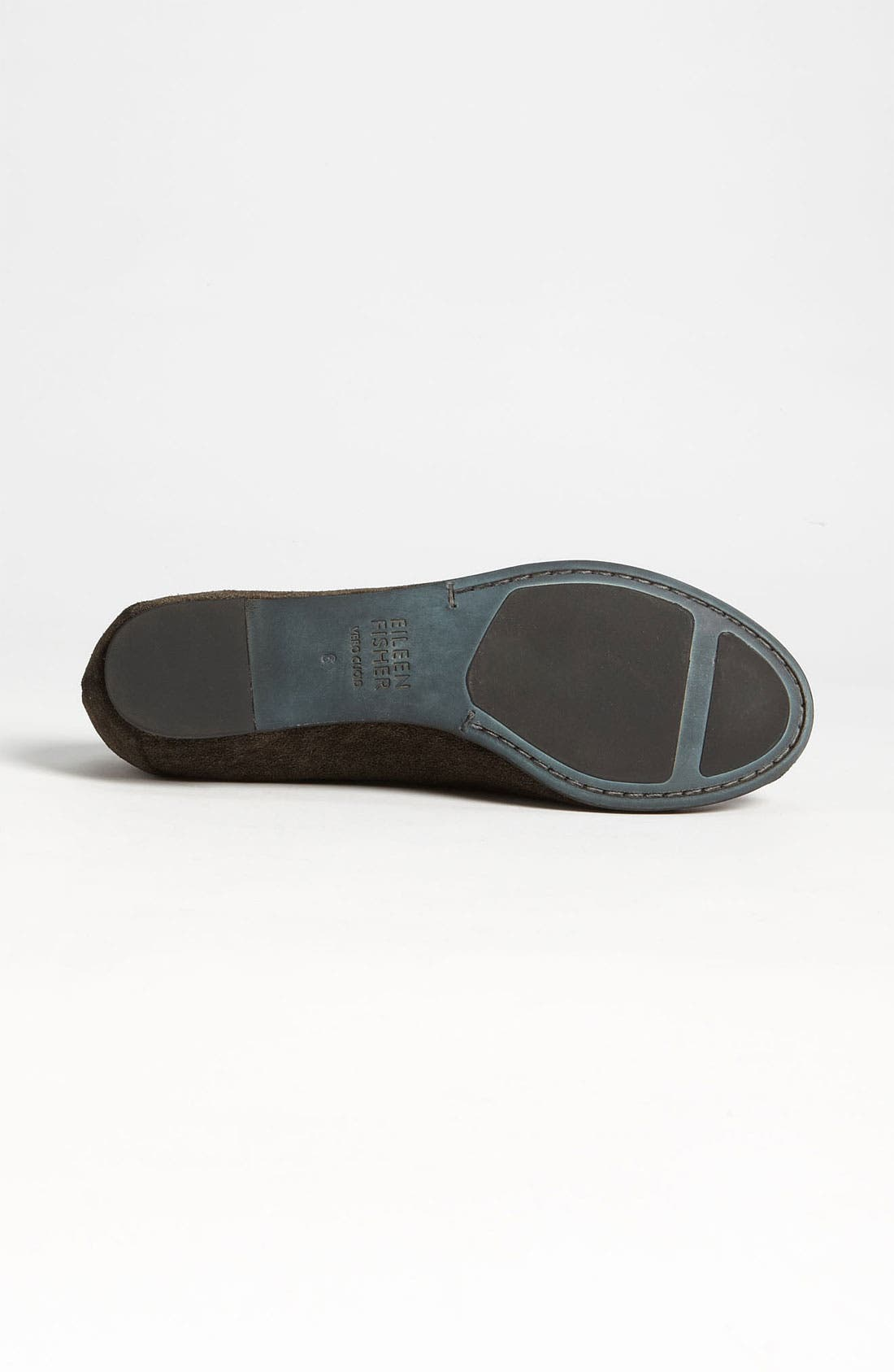 Alternate Image 4  - Eileen Fisher 'Patch' Flat