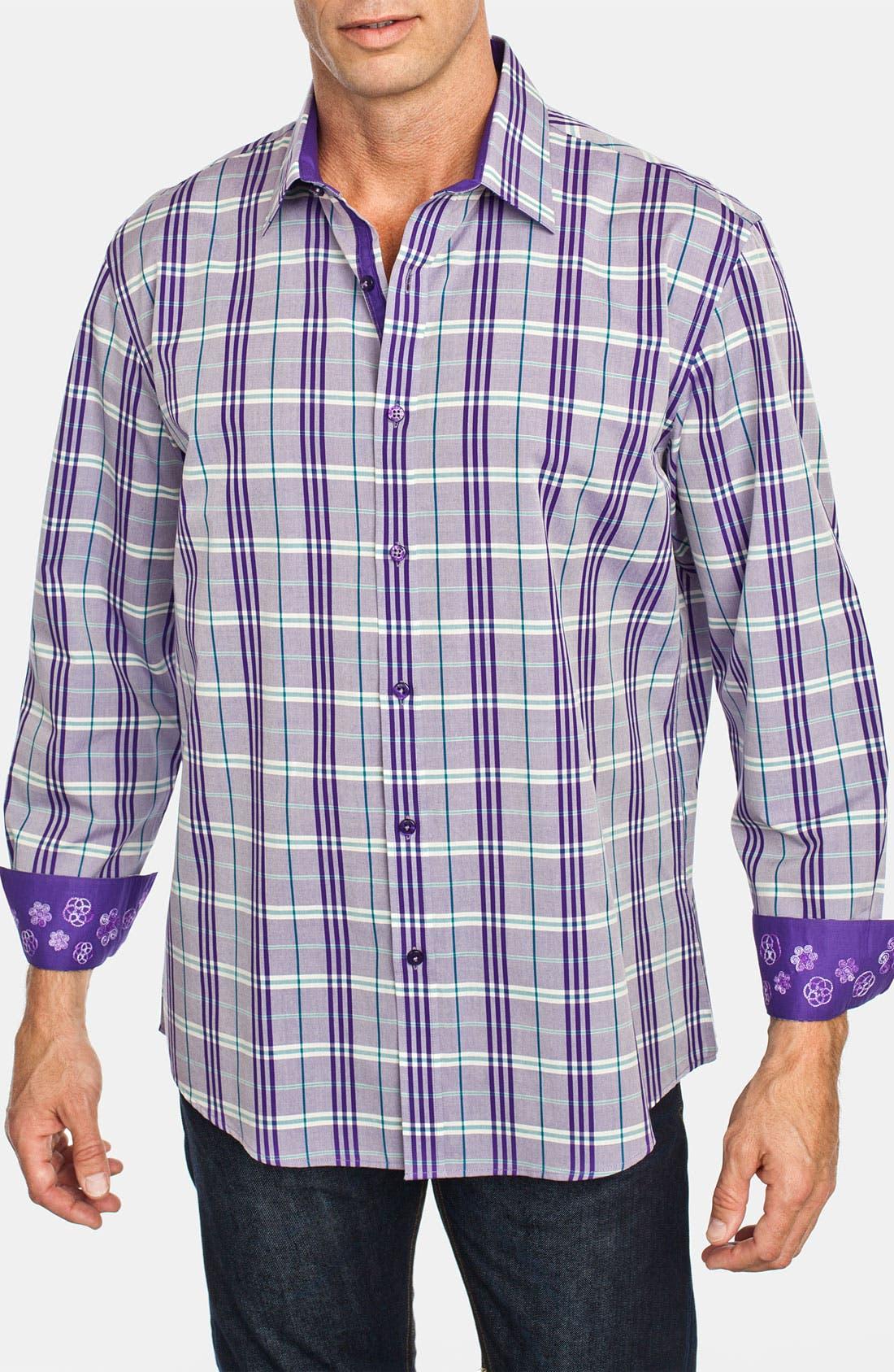 Alternate Image 1 Selected - Zagiri 'Natural Mystic' Sport Shirt