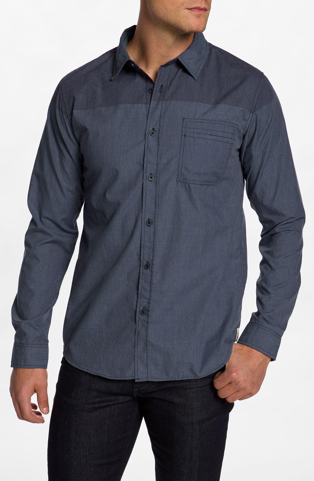 Alternate Image 1 Selected - Ezekiel 'Graceland' Chambray Shirt