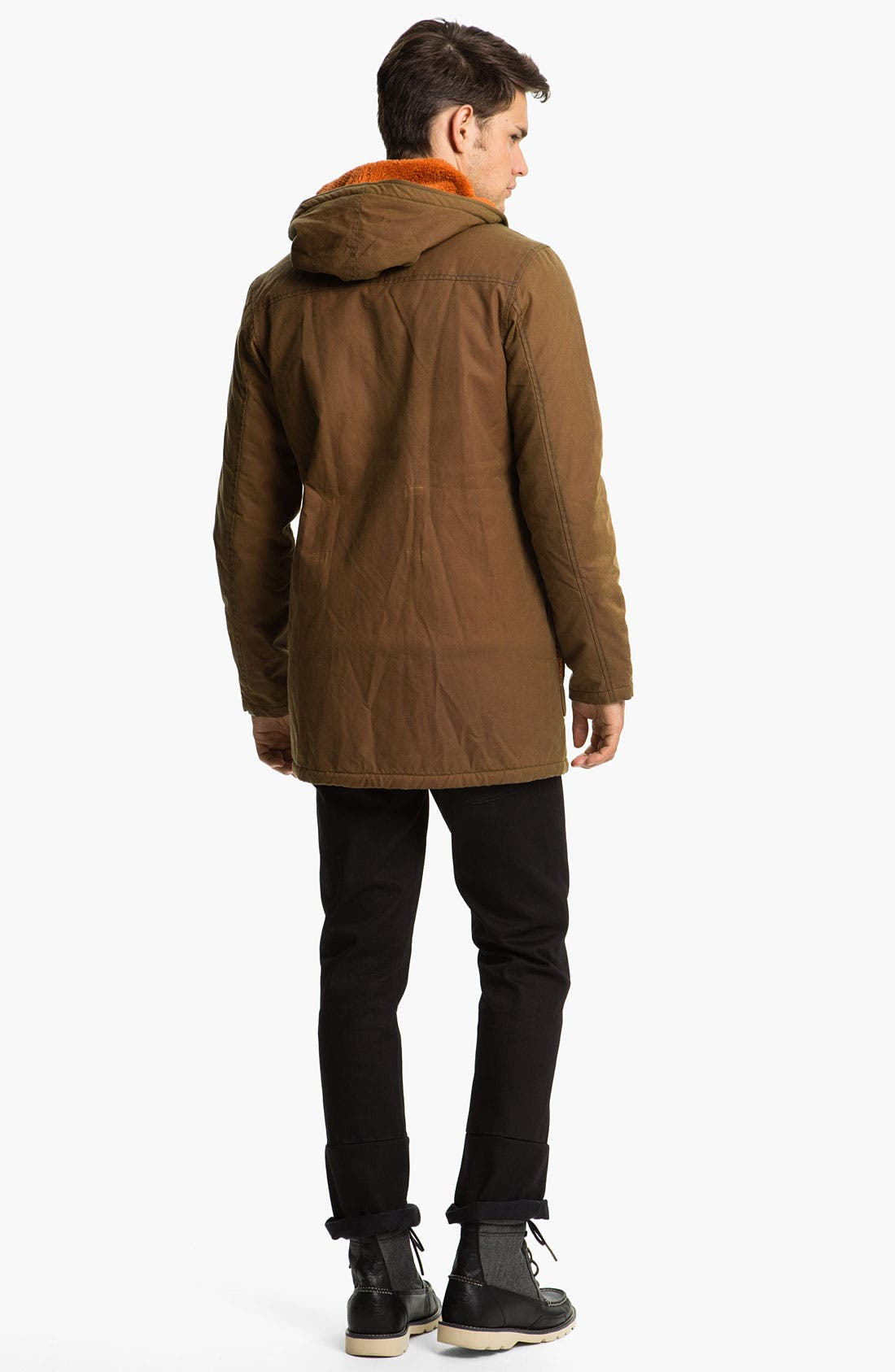 Alternate Image 4  - Nudie 'Frej' Mountain Parka