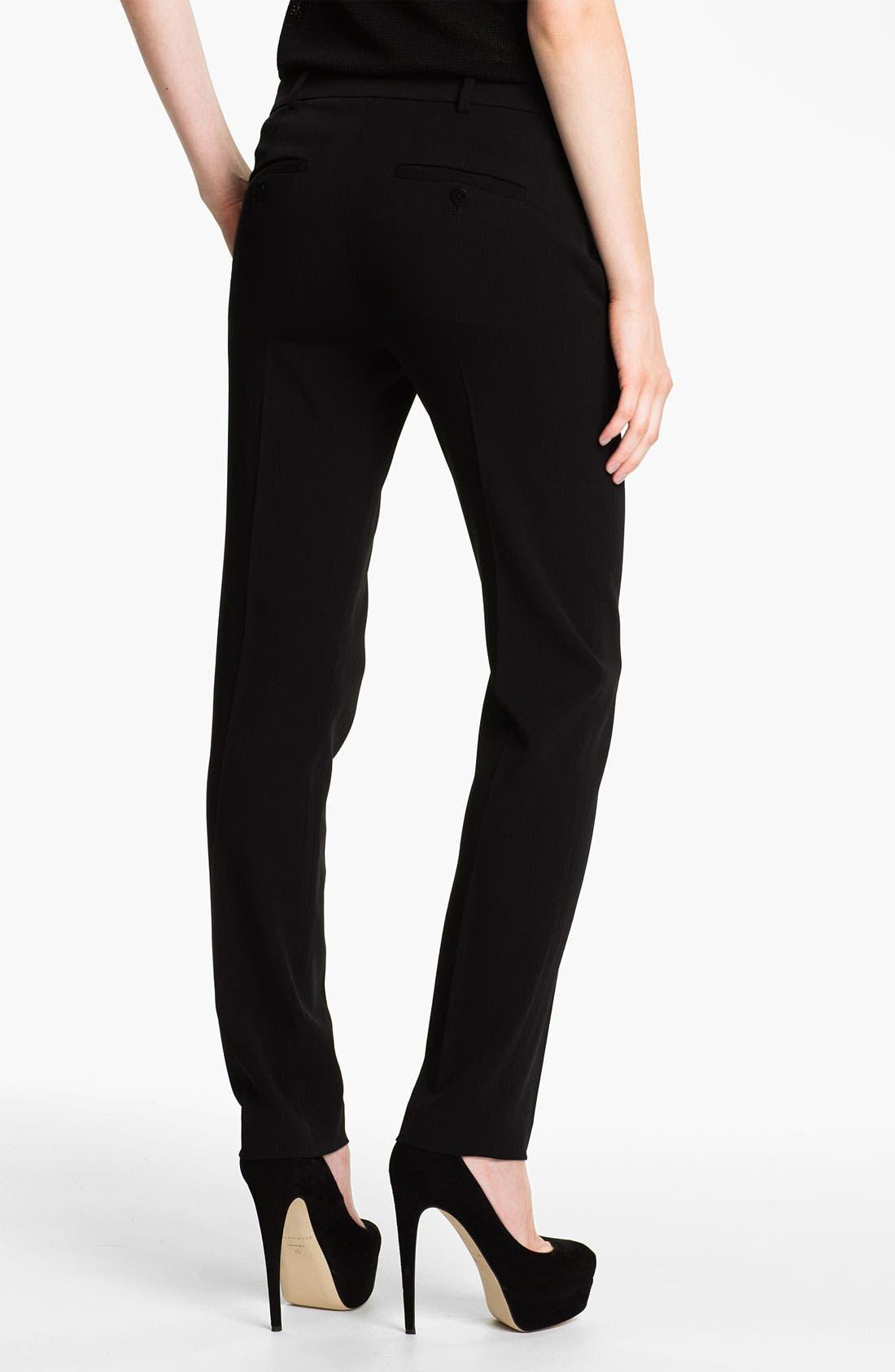 Alternate Image 2  - Theyskens' Theory 'Palma Fomment' Slim Pants