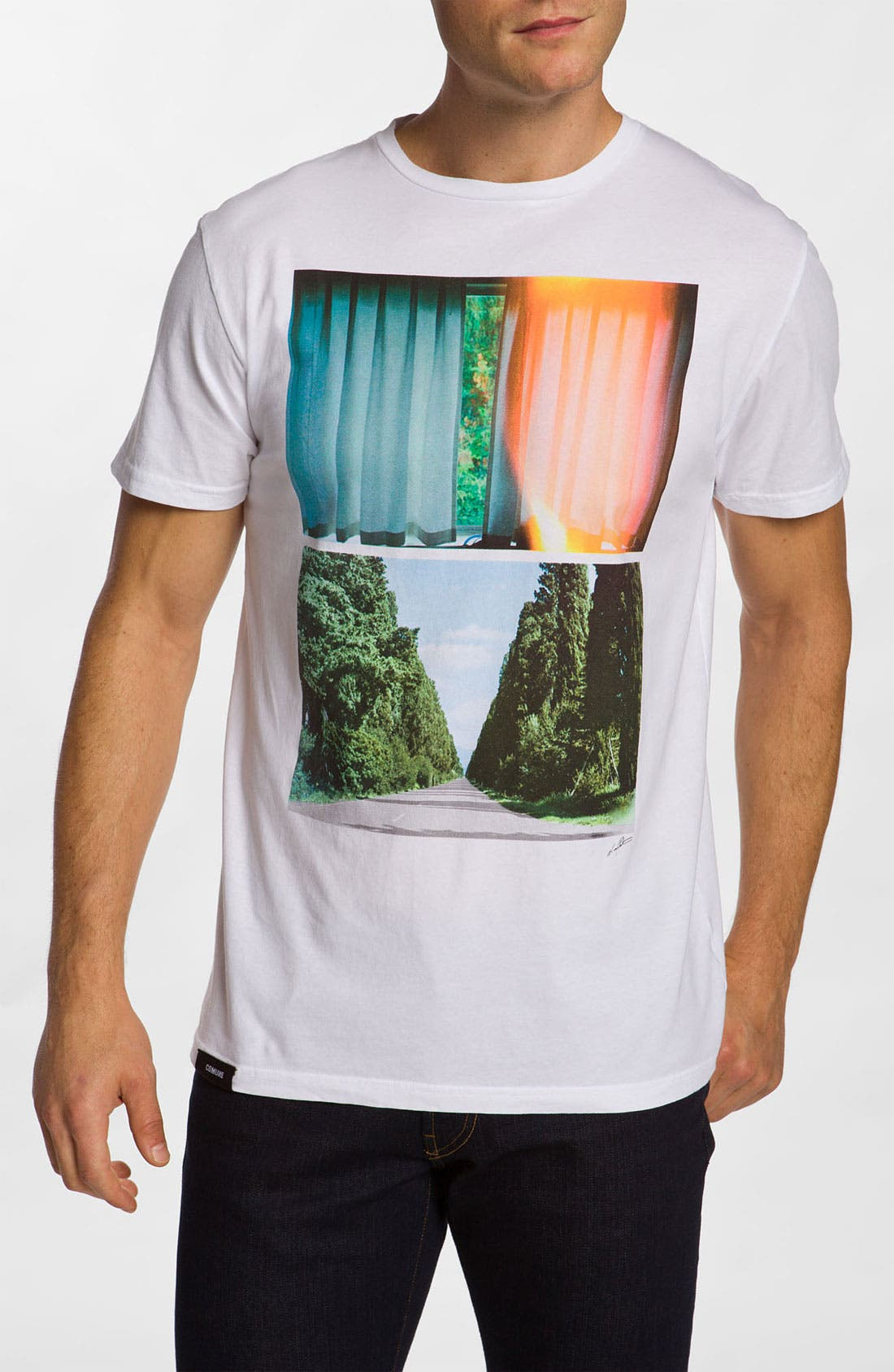 Alternate Image 1 Selected - Comune 'Paterson 2' Graphic T-Shirt