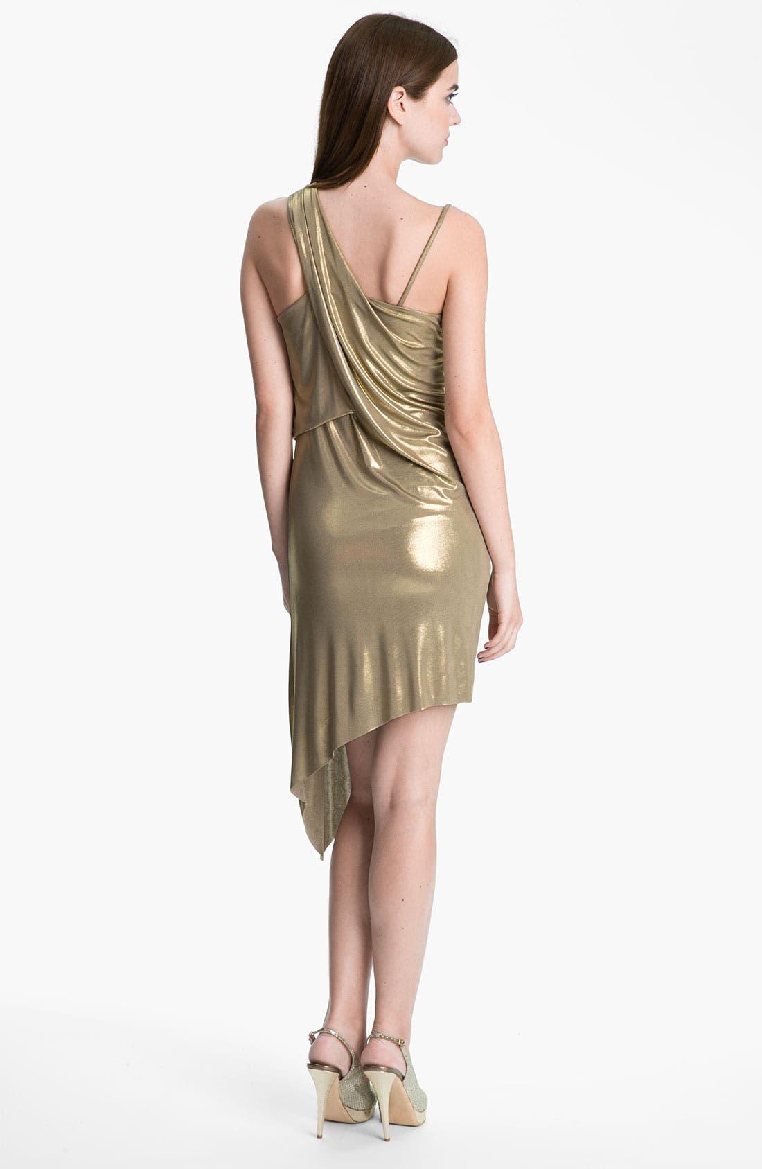Alternate Image 2  - Bailey 44 Metallic One-Shoulder Dress