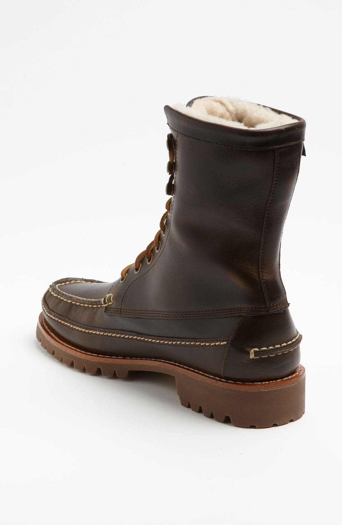 Alternate Image 2  - Eastland 'Baxter 1955' Moc Toe Boot