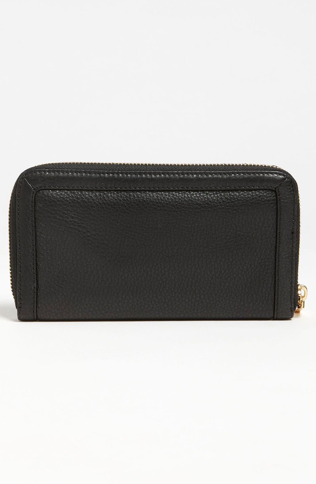 Alternate Image 4  - Tory Burch 'Amanda' Continental Wallet