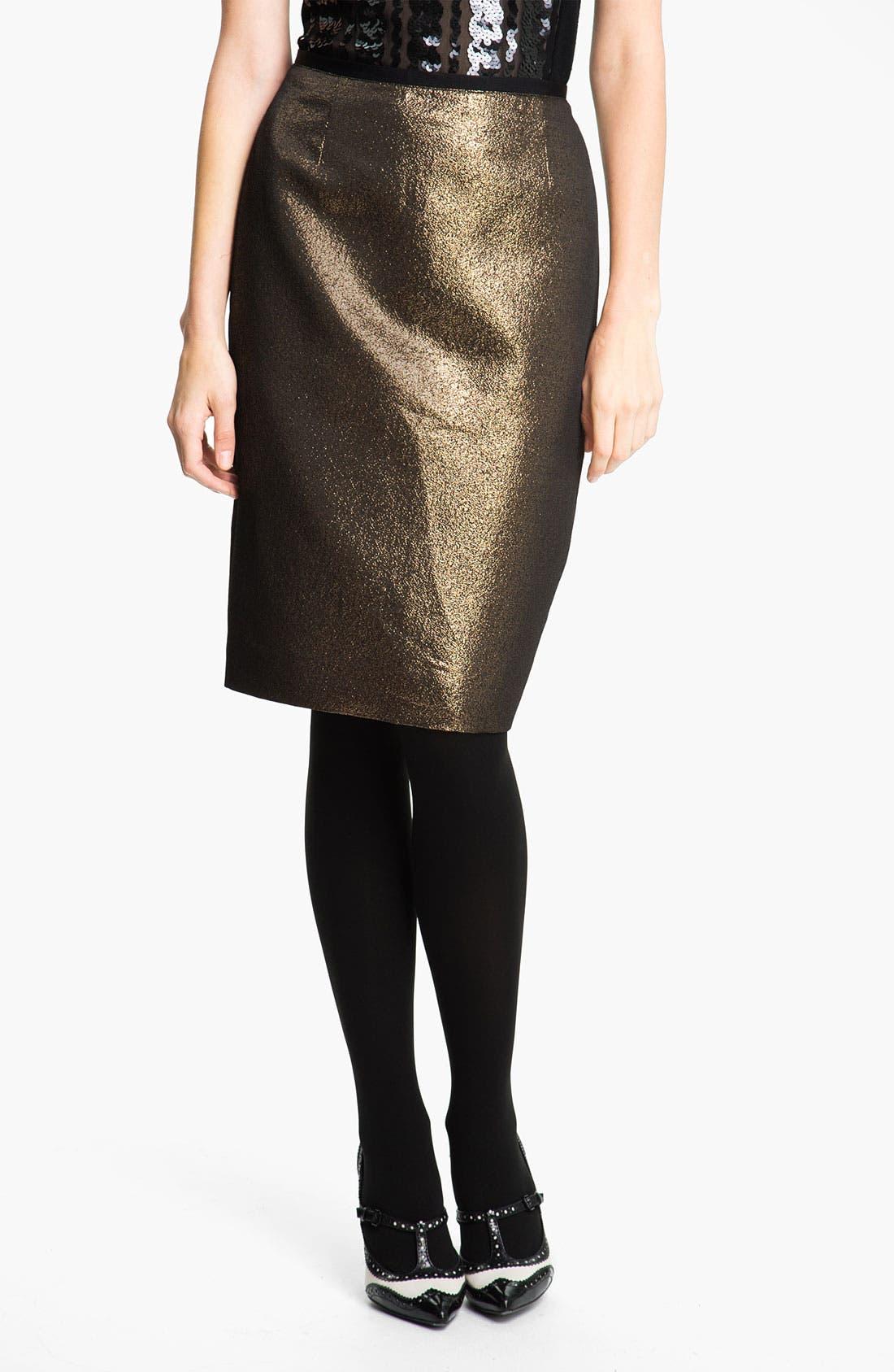 Alternate Image 1 Selected - Tory Burch 'Brandy' Skirt