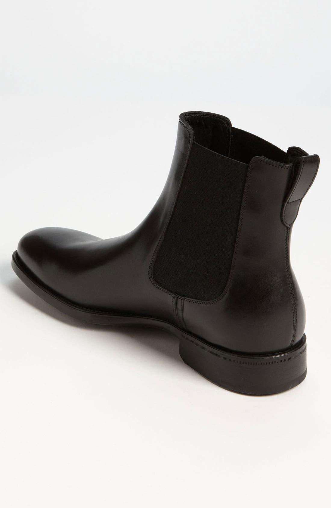 Alternate Image 2  - Salvatore Ferragamo 'Arden' Chelsea Boot (Online Only)