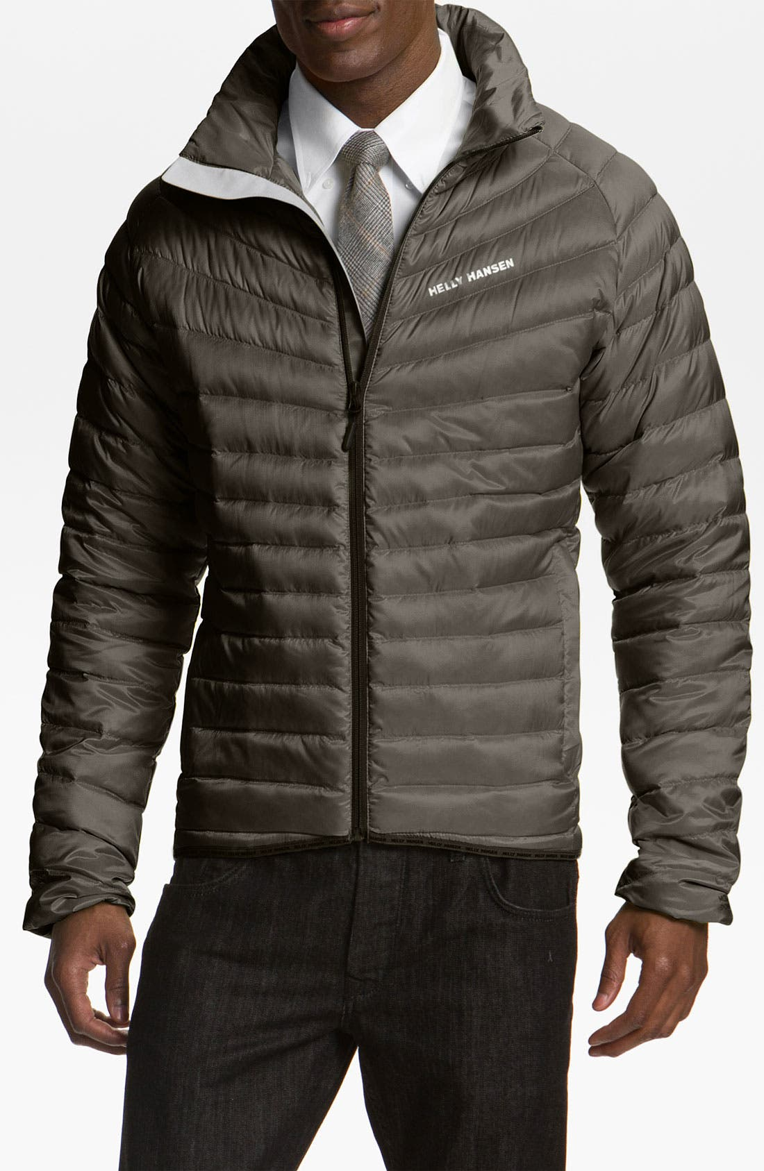 'Verglas Down Insulator' Jacket,                         Main,                         color, Walnut