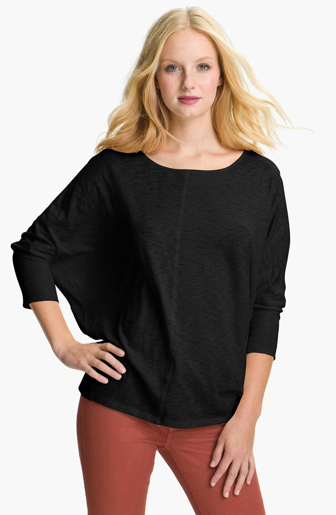 Main Image - Two by Vince Camuto Dolman Sleeve Top