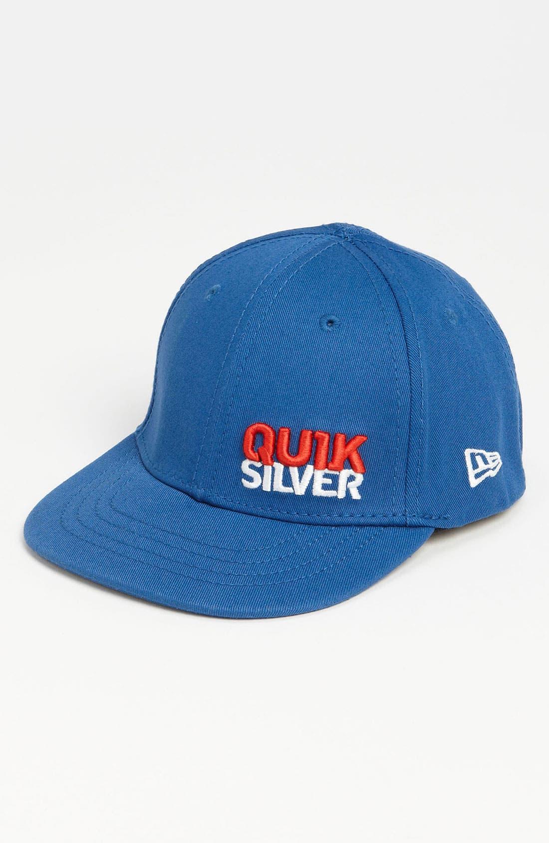 Alternate Image 1 Selected - Quiksilver 'Strands' Baseball Cap (Toddler)