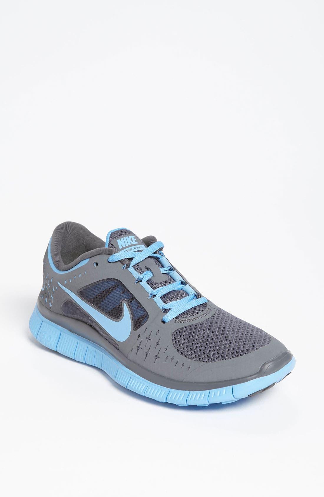 Alternate Image 1 Selected - Nike 'Free Run+ 3' Running Shoe (Women)