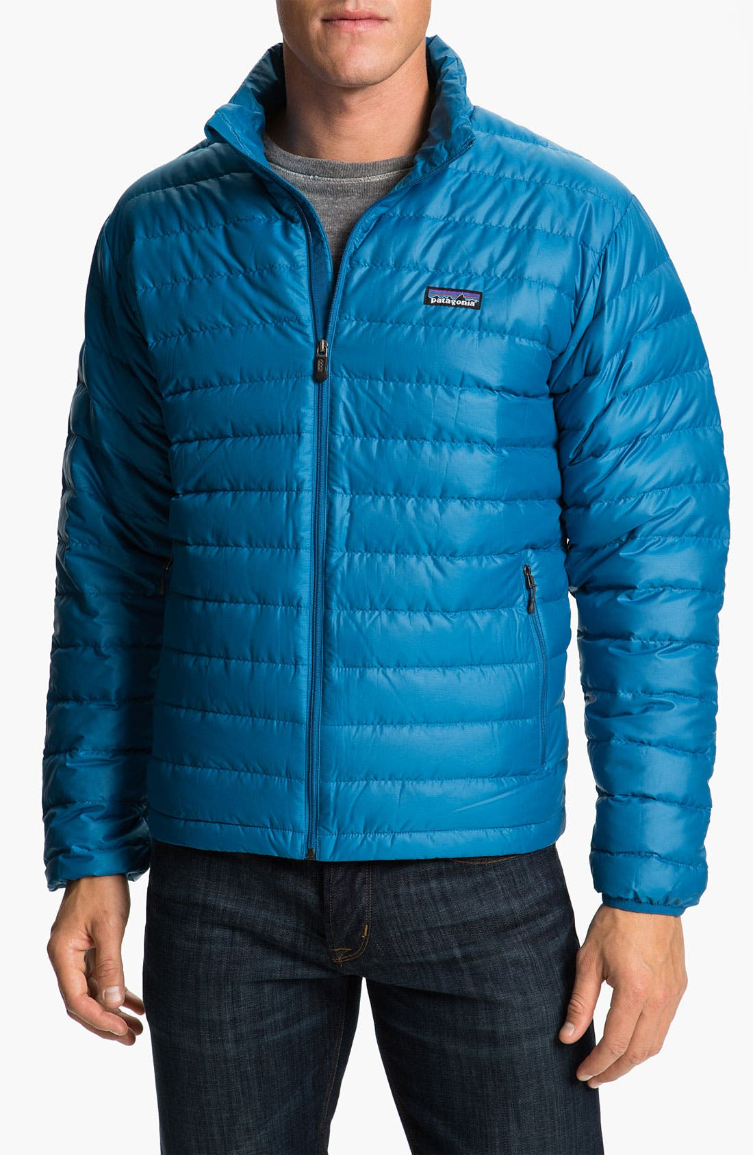 Main Image - Patagonia '800 Power Fill Down Sweater' Jacket