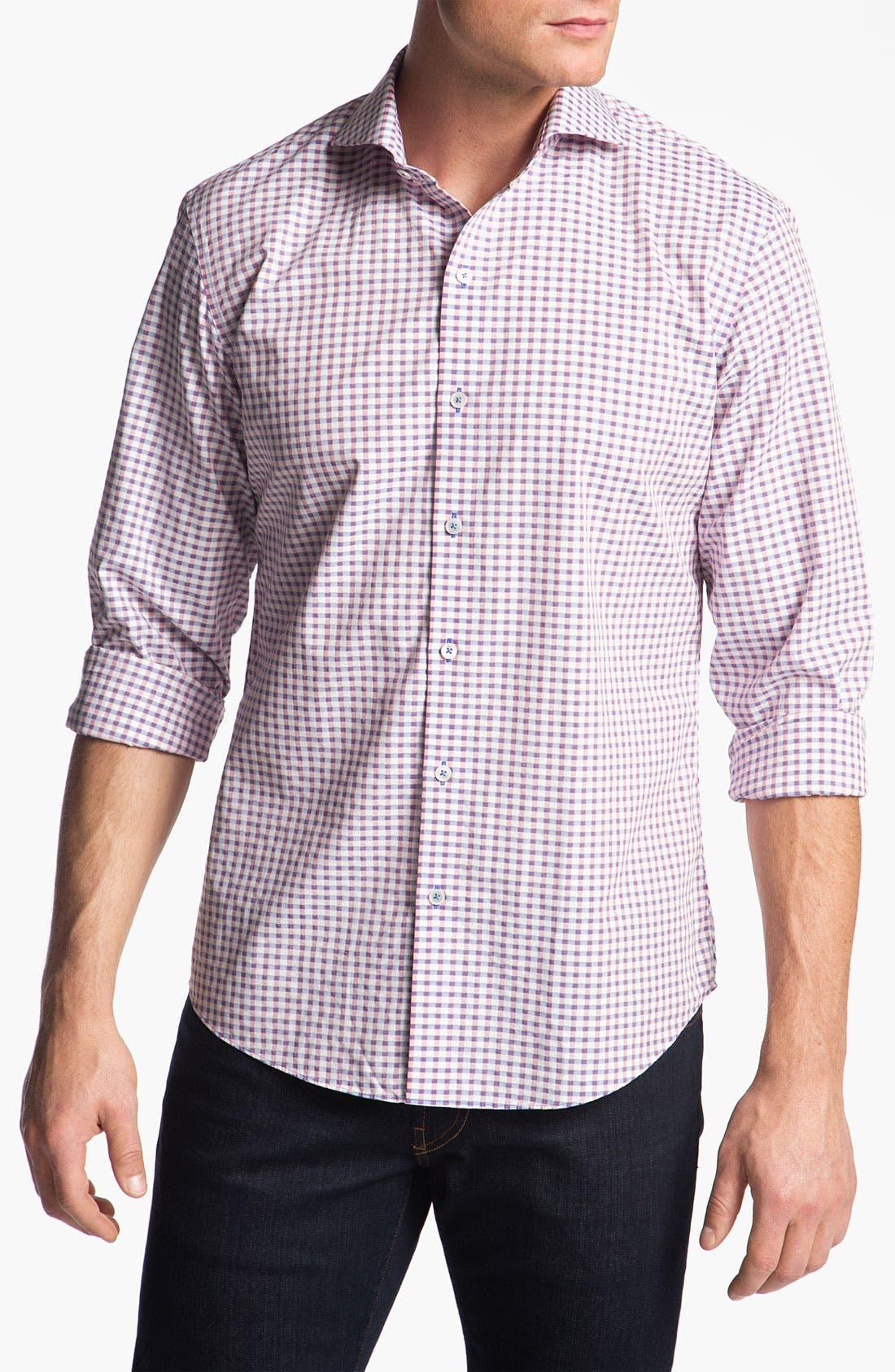 Alternate Image 1 Selected - Zachary Prell 'Francesco' Sport Shirt