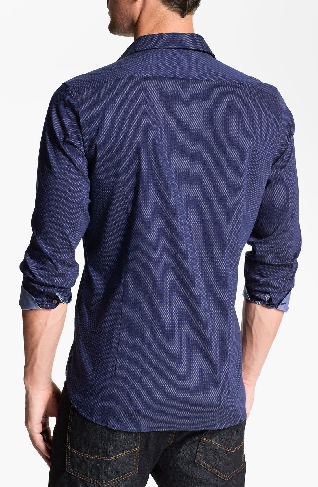 Alternate Image 2  - Ted Baker London 'Tantic' Sport Shirt