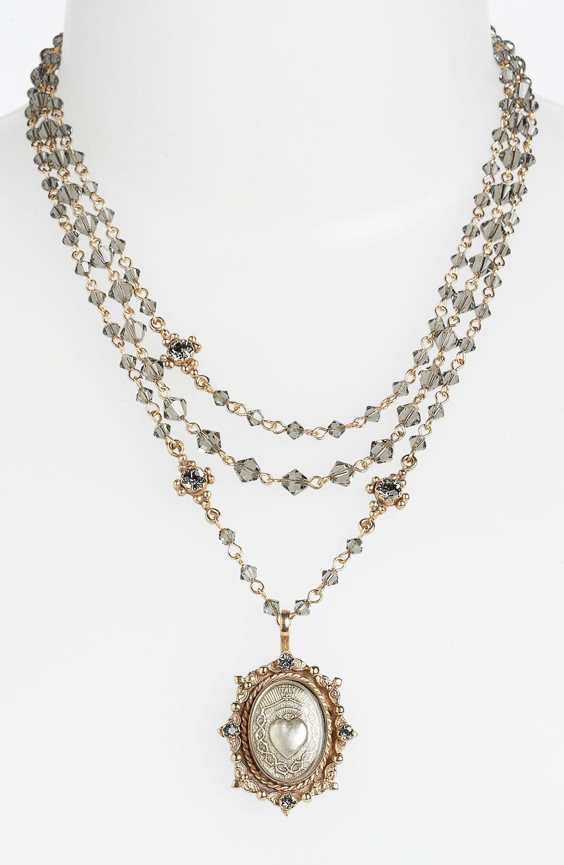 Main Image - Virgins Saints and Angels 'Oval Magdalena' Necklace (Nordstrom Exclusive)
