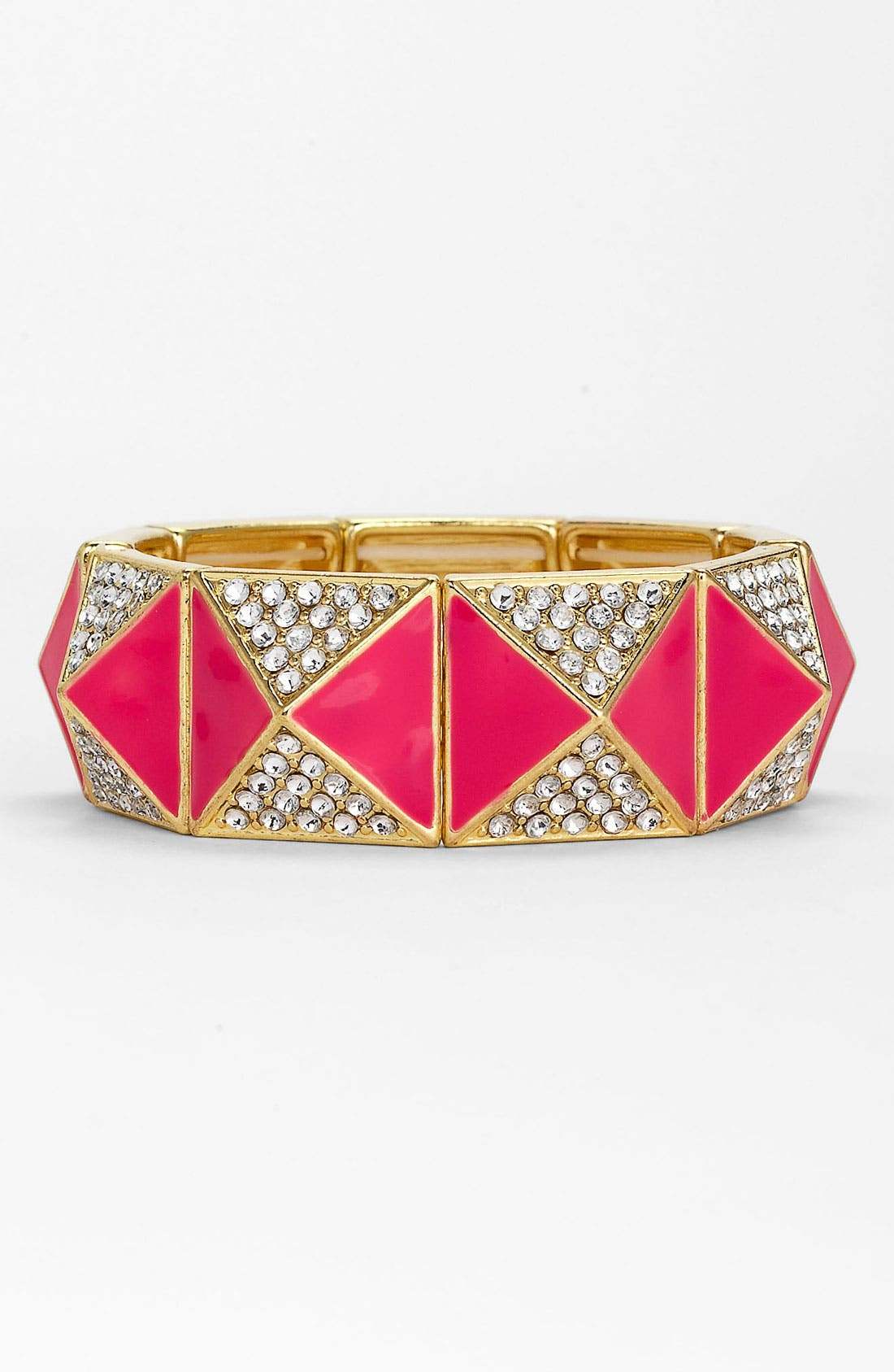 Alternate Image 1 Selected - Carole Pyramid Studded Bracelet
