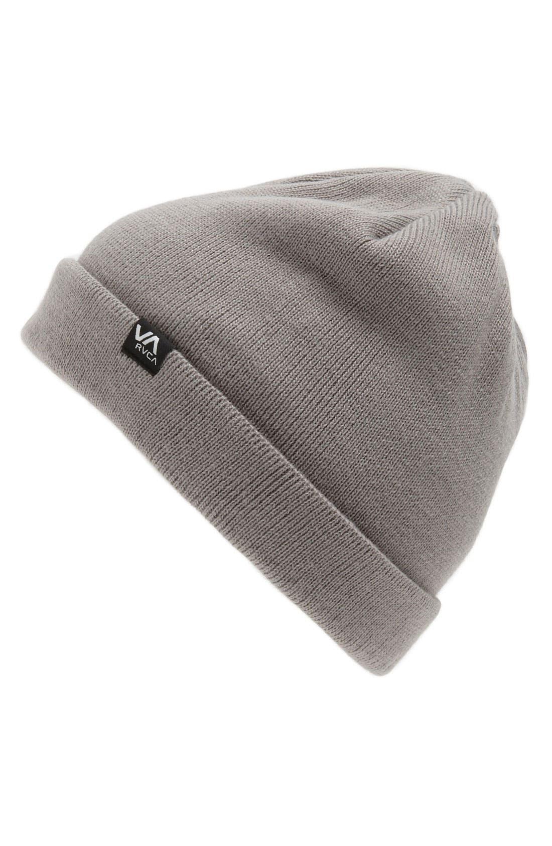 Main Image - RVCA 'Scrap' Knit Cap