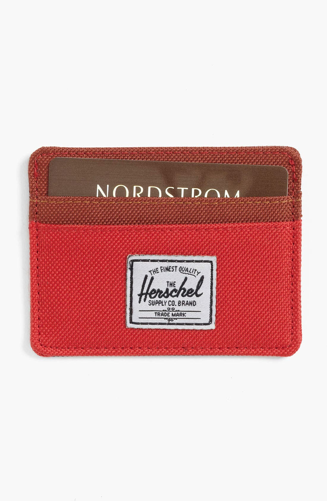Main Image - Herschel Supply Co. Charlie Card Case