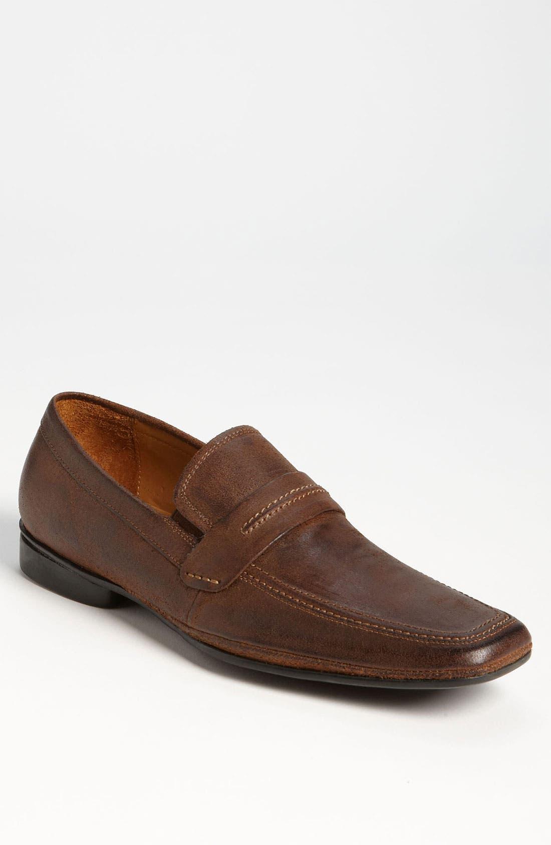 Alternate Image 1 Selected - ALDO 'Greaves' Loafer