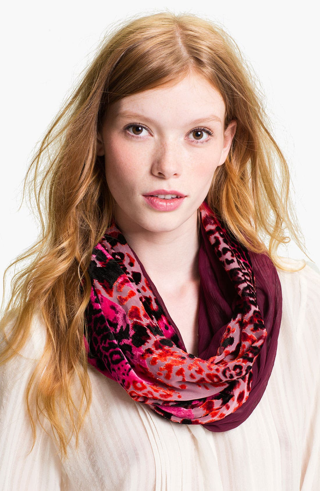Alternate Image 1 Selected - Collection XIIX 'Animal Treasure' Infinity Scarf