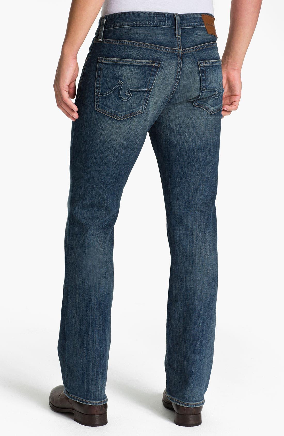 Alternate Image 2  - AG Jeans 'Regent' Bootcut Jeans (Abbott)