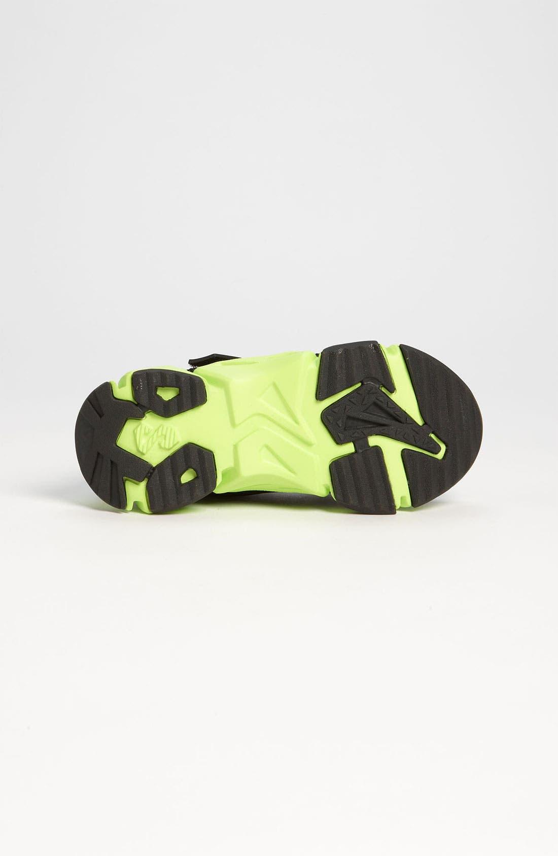 Alternate Image 4  - SKECHERS 'Fierce Flex' Sneaker (Walker, Toddler, Little Kid & Big Kid)