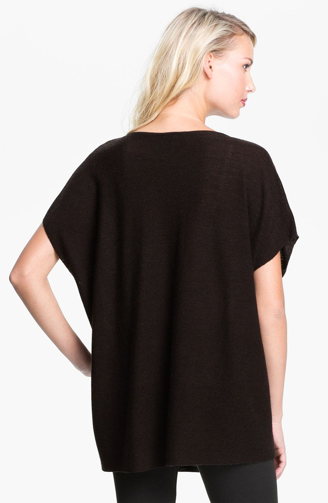 Alternate Image 2  - Eileen Fisher Jewel Neck Tunic