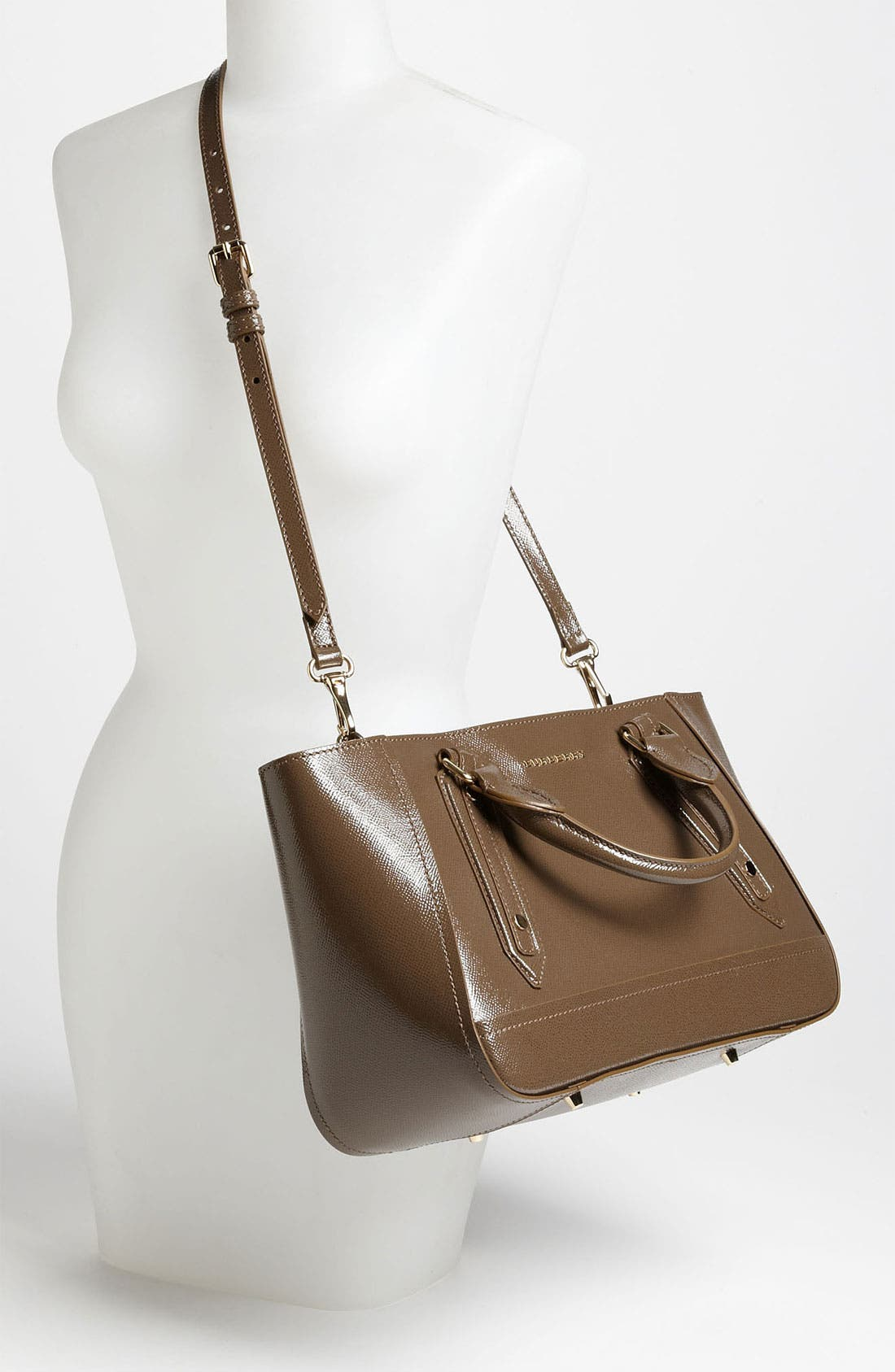 Alternate Image 2  - Burberry 'Ladies London' Leather Tote