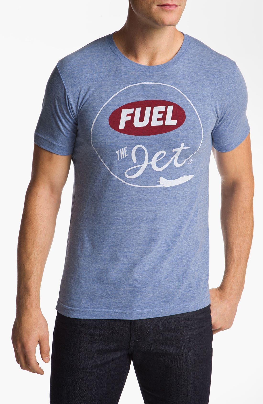 Alternate Image 1 Selected - Tankfarm 'Fuel the Jet' T-Shirt