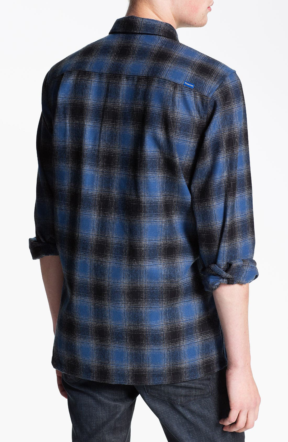 Alternate Image 2  - Pendleton 'Board' Plaid Flannel Shirt