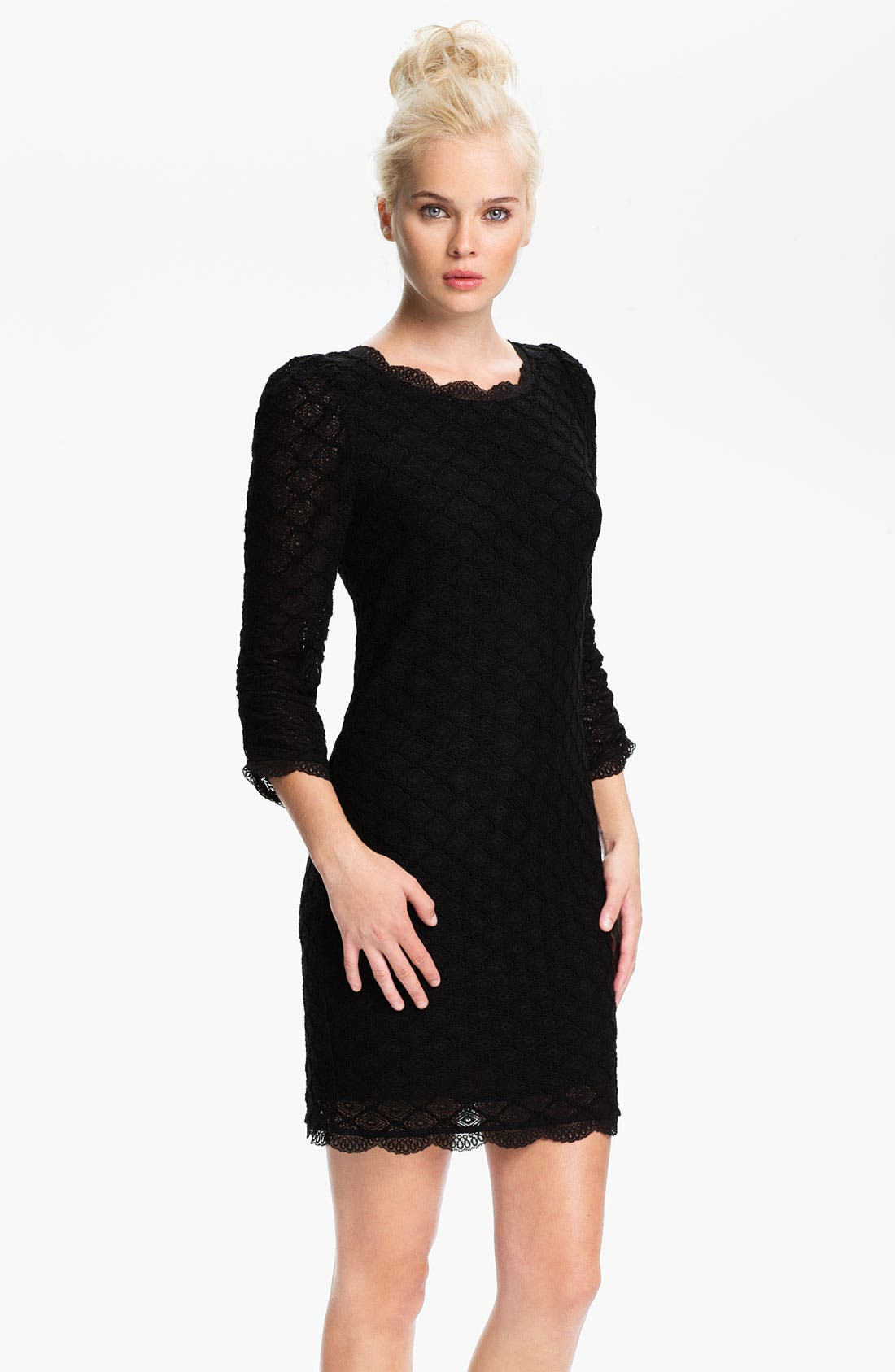 Main Image - Joie 'Tesla' Lace Dress