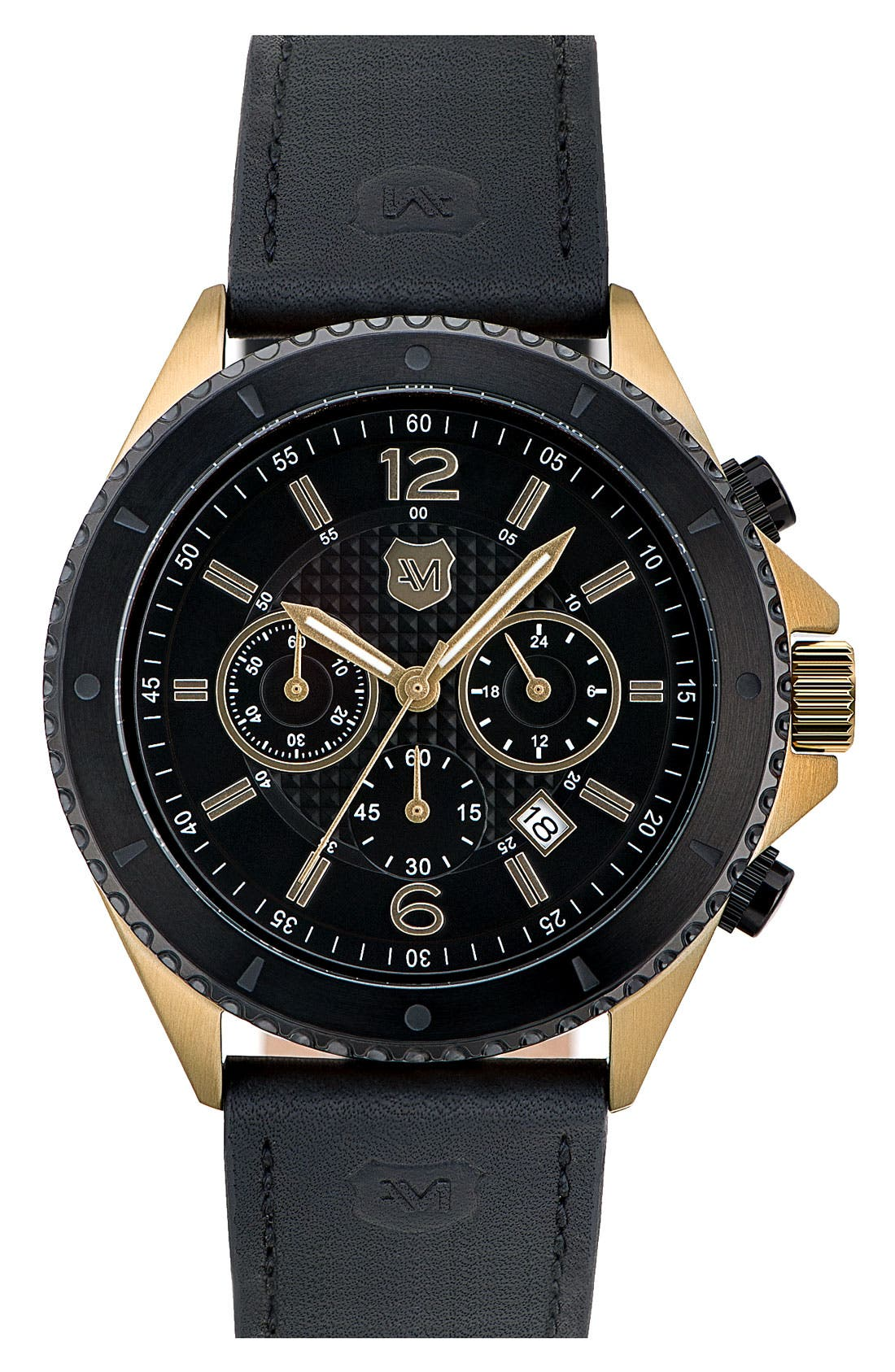 Main Image - Andrew Marc Watches 'Club Cadet' Chronograph Watch