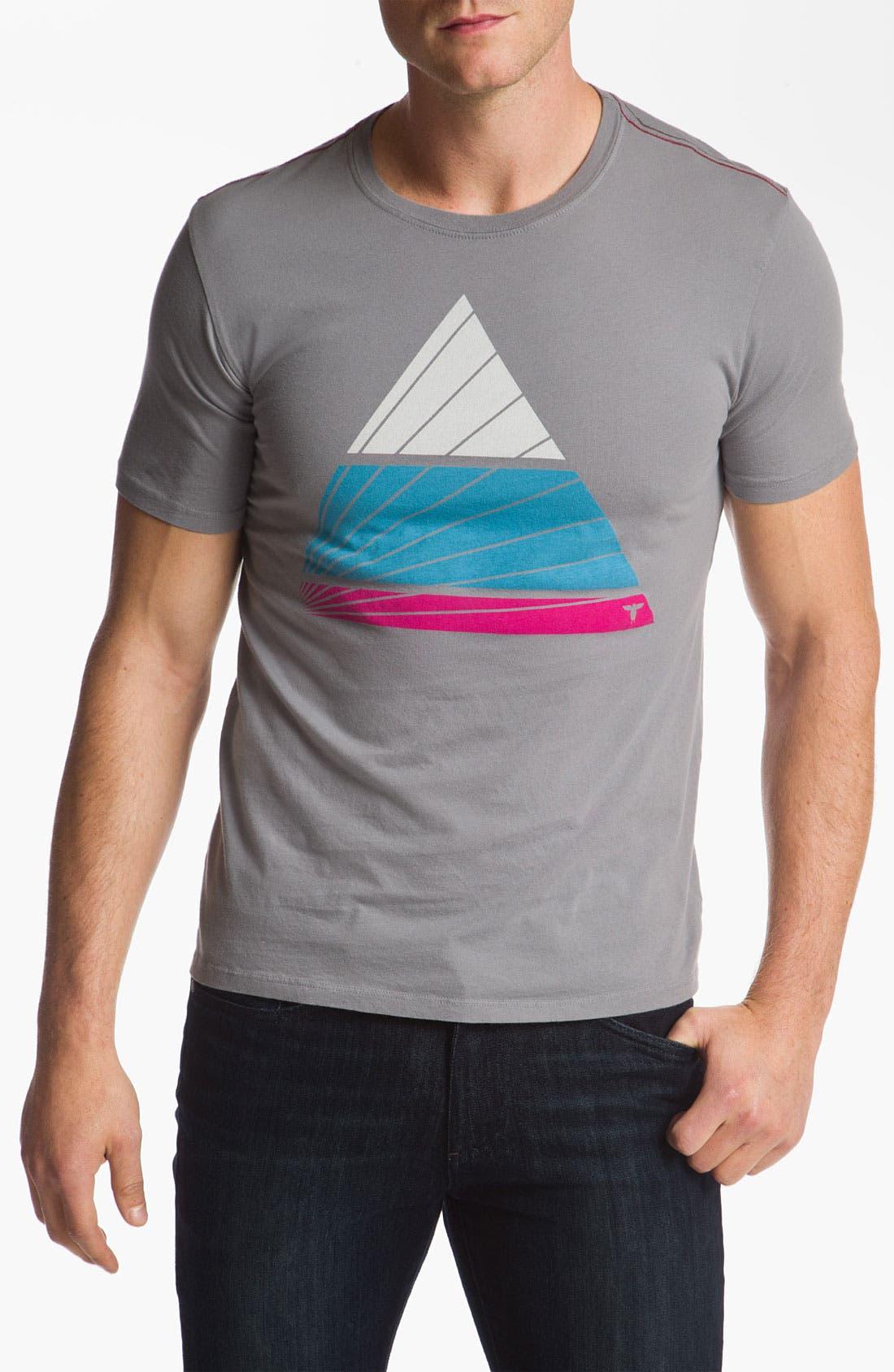 Main Image - Topo Ranch 'Wringer Wash Pyramid' Graphic T-Shirt
