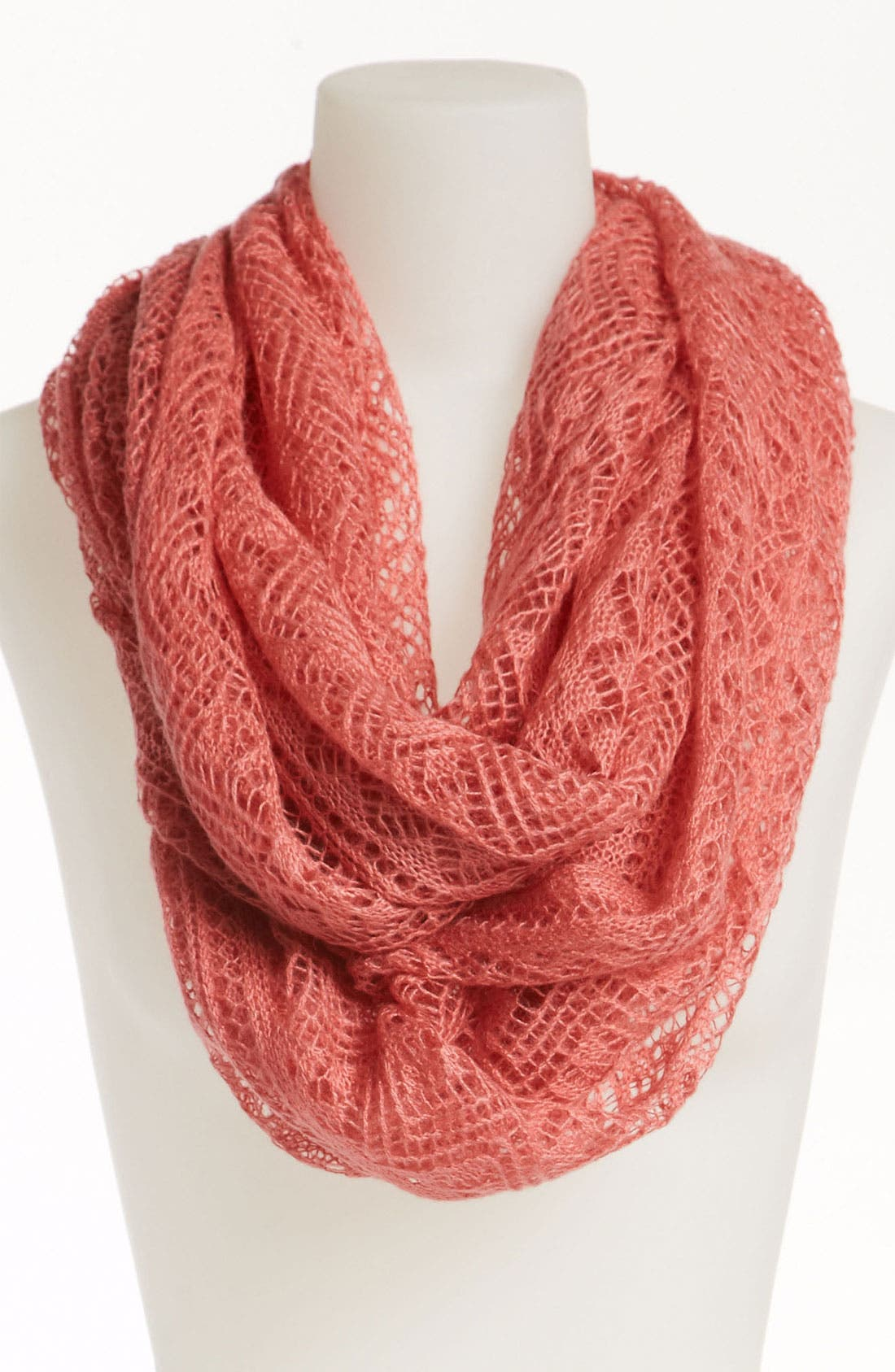 Main Image - BP. Pointelle Infinity Scarf