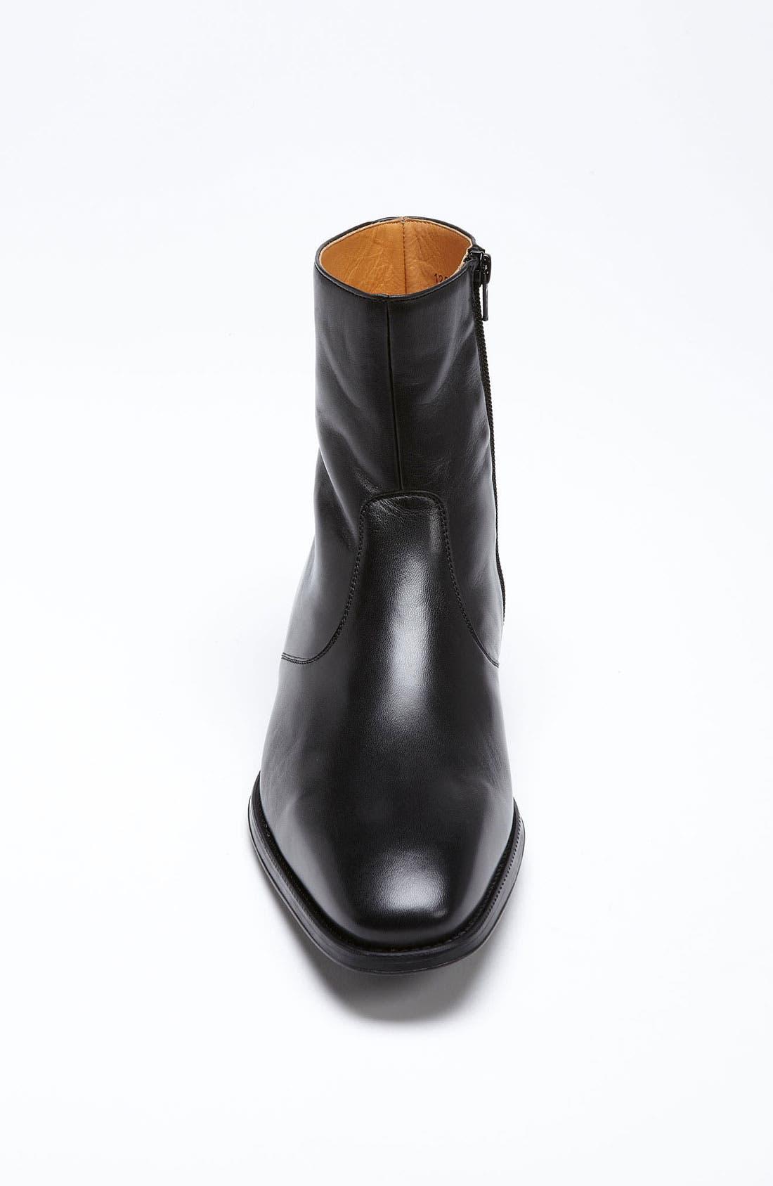 Alternate Image 3  - Magnanni Donosti Zip Boot (Men)