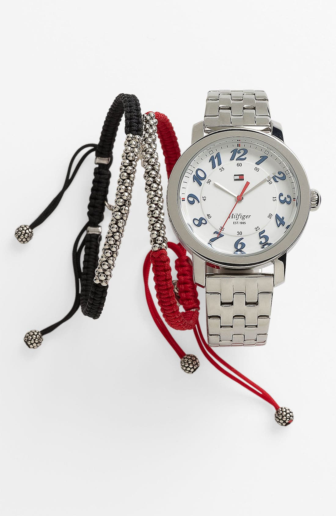 Alternate Image 2  - Tommy Hilfiger Round Bracelet Watch, 38mm