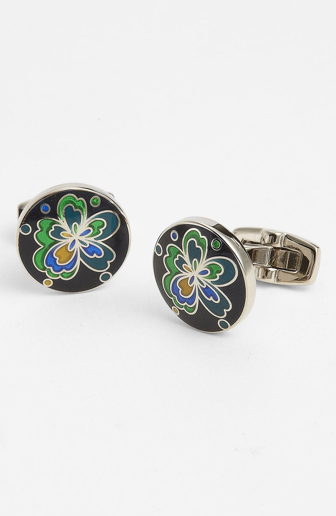 Main Image - Duchamp 'Amaryllis' Cuff Links