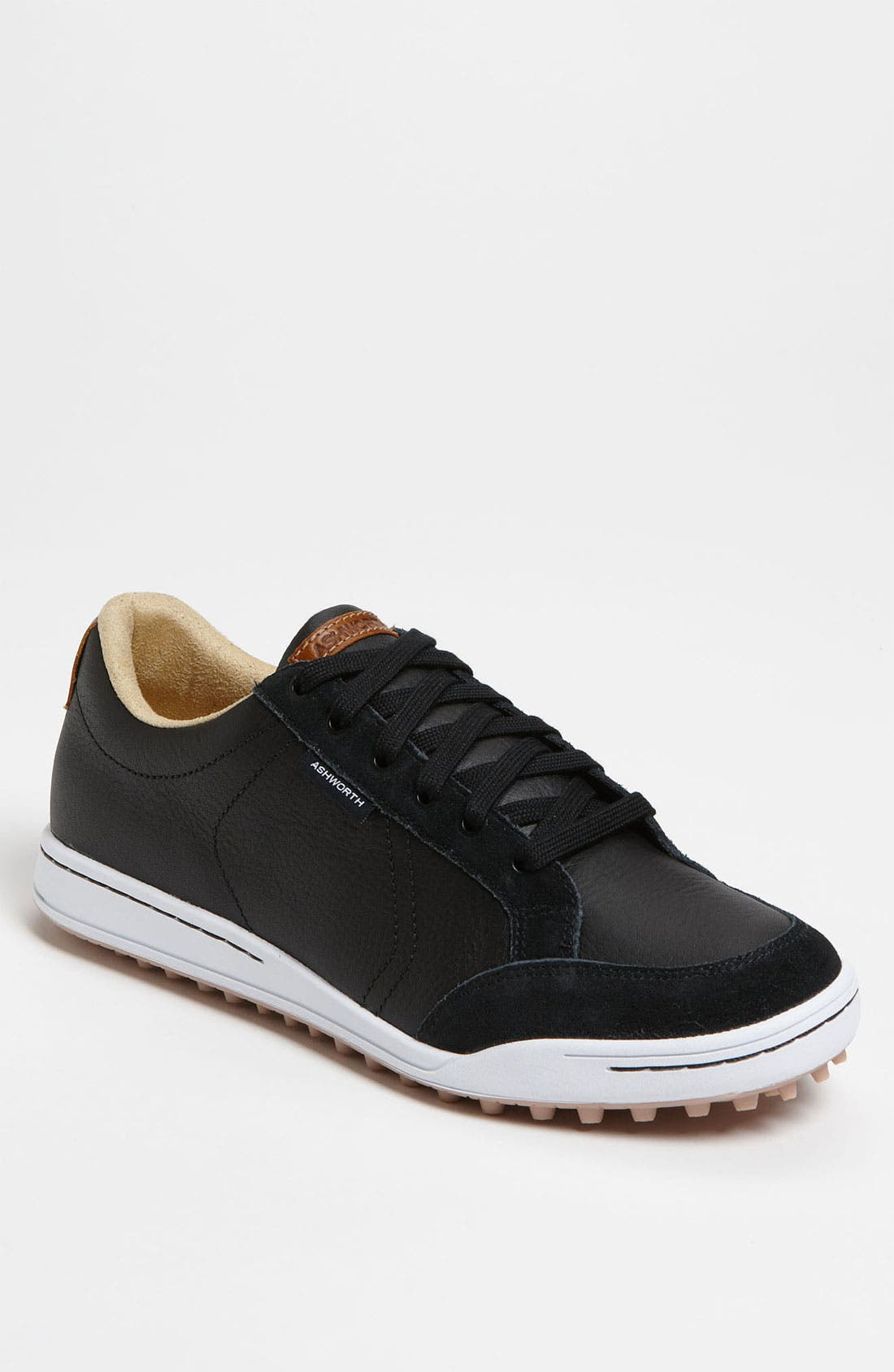 Alternate Image 1 Selected - Ashworth Golf 'Cardiff' Golf Shoe (Men) (Online Only)