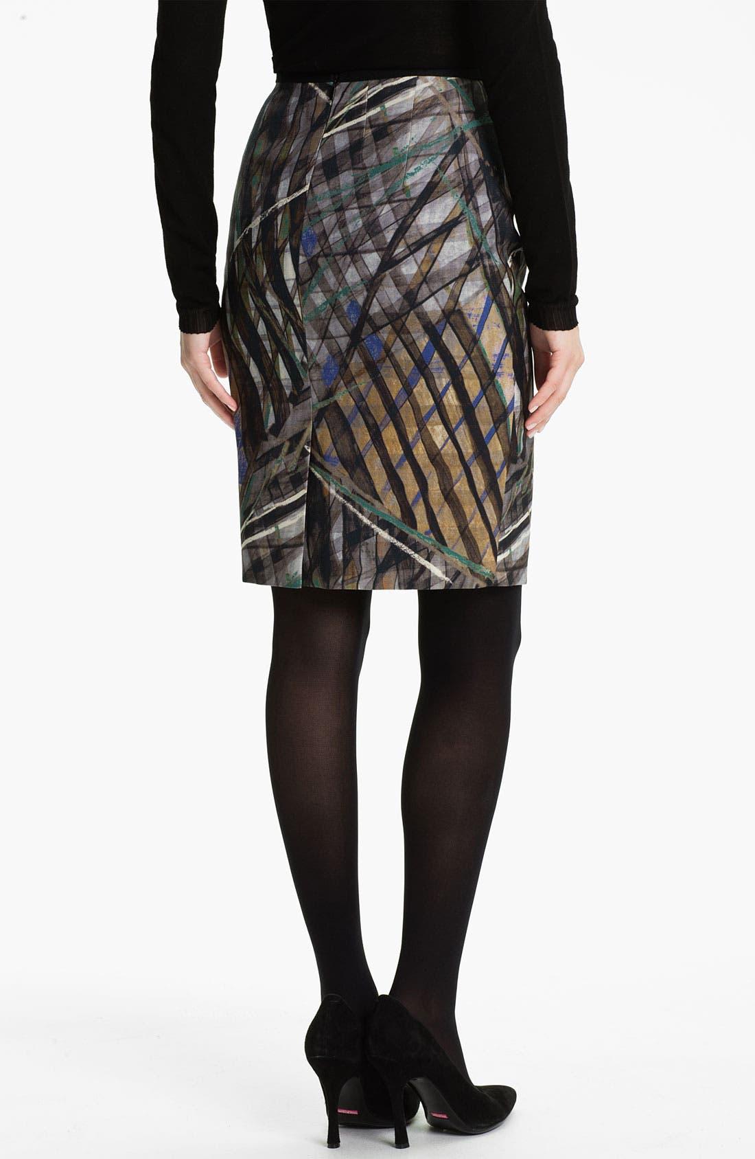 Alternate Image 2  - BOSS Black 'Vilina3' Skirt