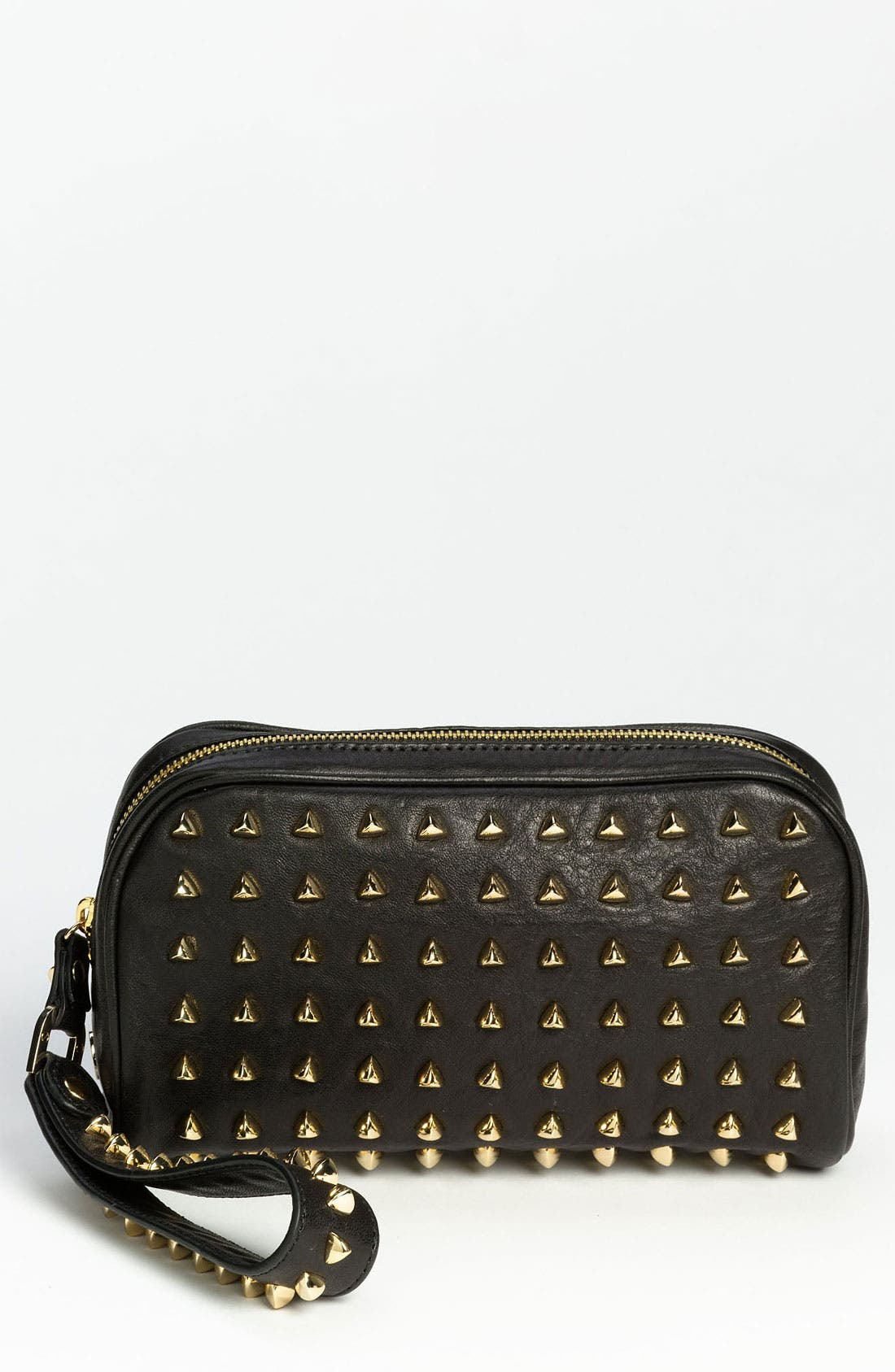 Main Image - Tory Burch Pyramid Stud Clutch
