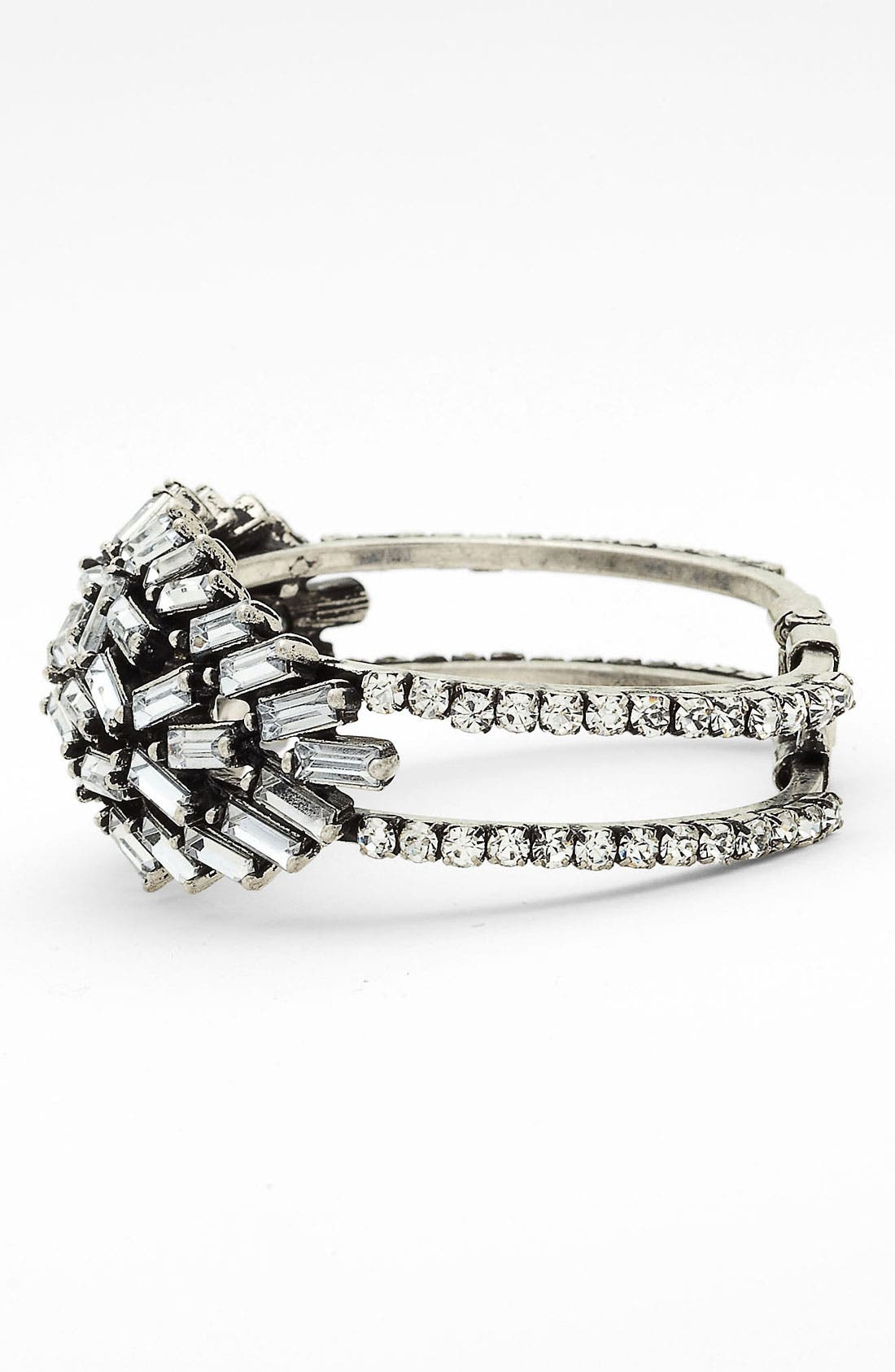 Alternate Image 2  - BP. Vintage Rhinestone Cuff Bracelet