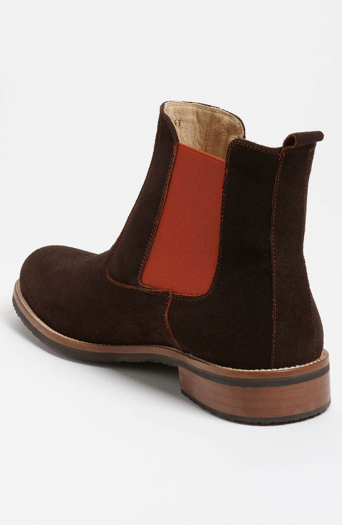 Alternate Image 2  - Thomas Dean Suede Chelsea Boot