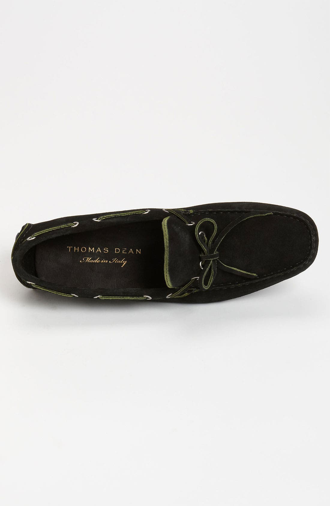 Alternate Image 3  - Thomas Dean Suede Driving Shoe