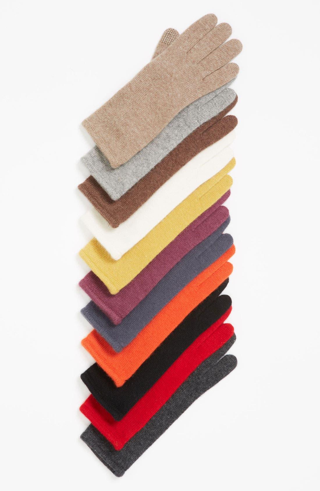 Alternate Image 1 Selected - Portolano Tech Gloves
