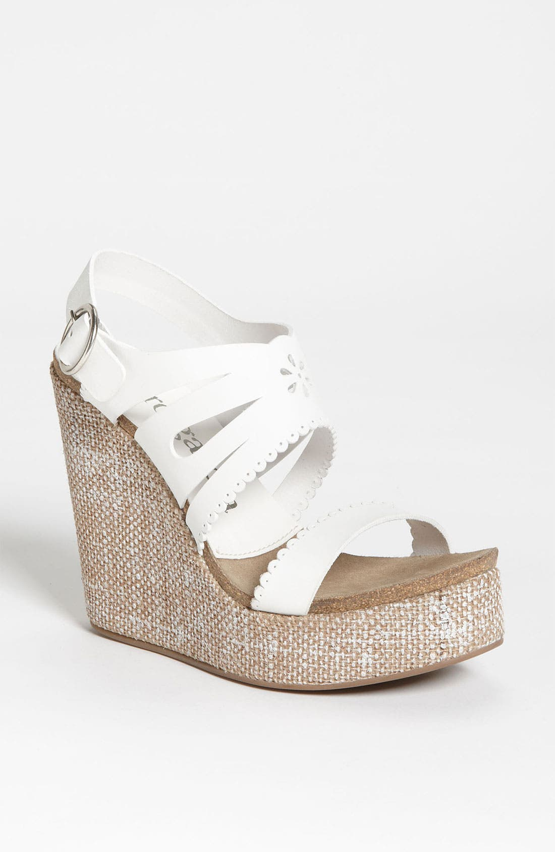 Alternate Image 1 Selected - Pedro Garcia 'Ailyn' Wedge Sandal